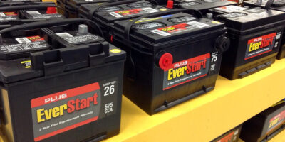 Walmart Car Battery Warranty