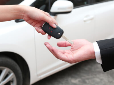 Can You Sell a Car that is Not Registered in Your Name?