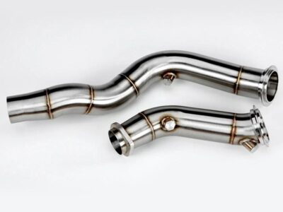 Catted vs Catless downpipe